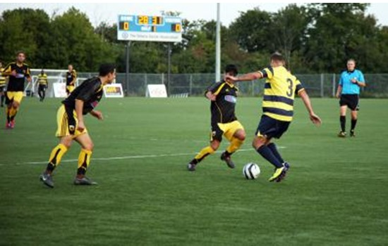 Men's Ontario Cup Final - PCC Mississauga vs AEK London